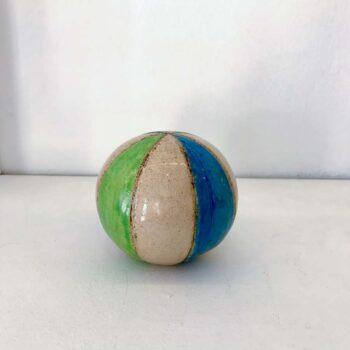 Stbas01 Ceramic Small Ball Blue Green